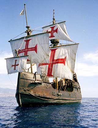 Karavellen-Nachbau: In wurmzerfressenen Schiffen durch die Karibik