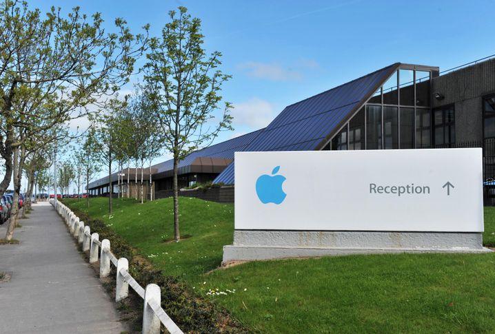 Apple-Gebäude in Südirland