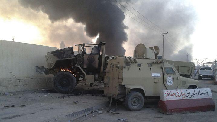 Irak: Massenflucht vor dem Terror der Isis