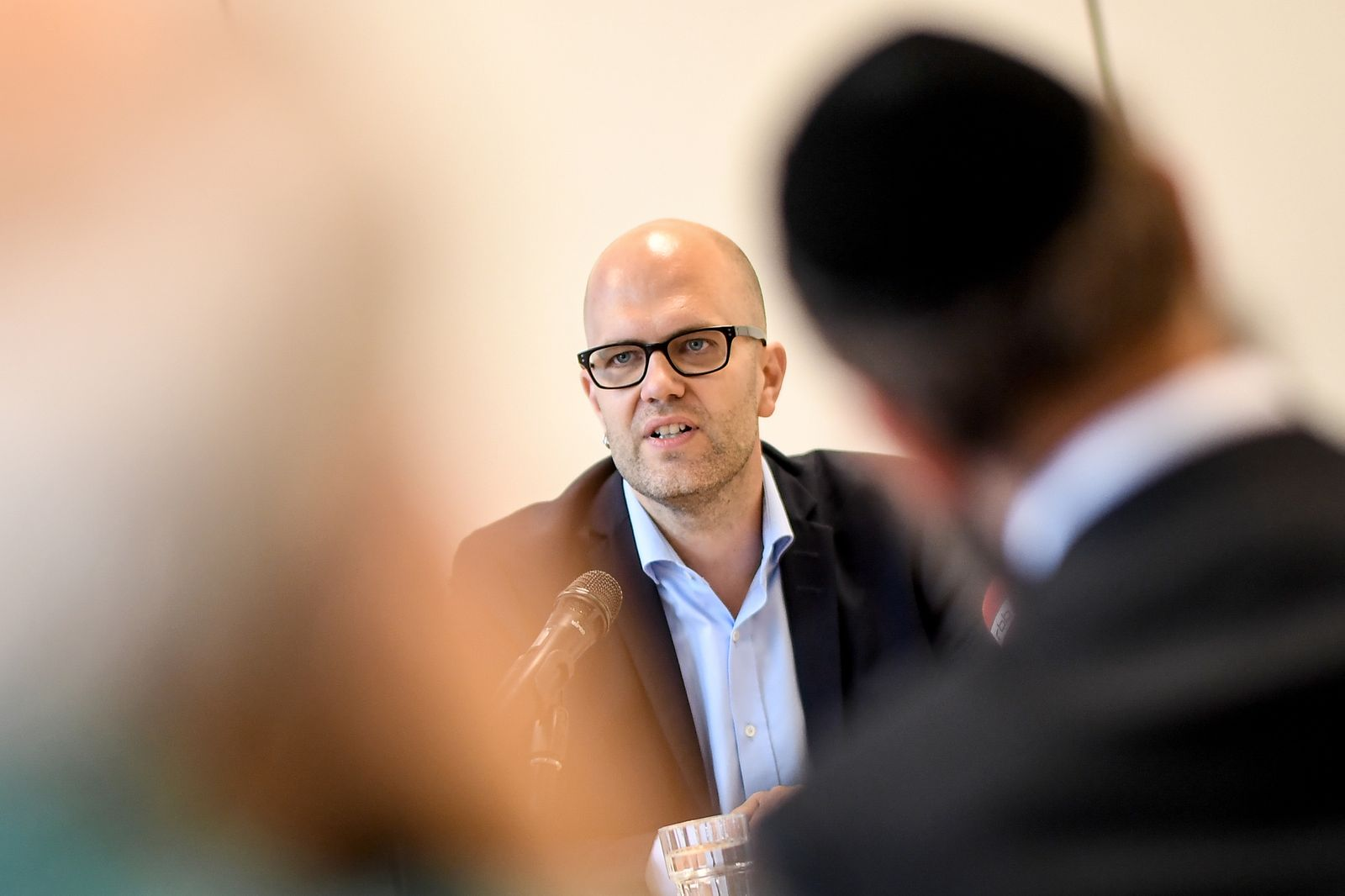 Vorstellung neuer Ansprechpartner zu Antisemitismus