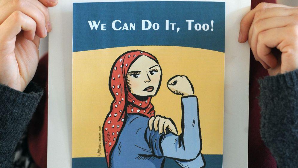 Comics gegen Vorurteile: Darum ist mein Kopftuch in Ordnung