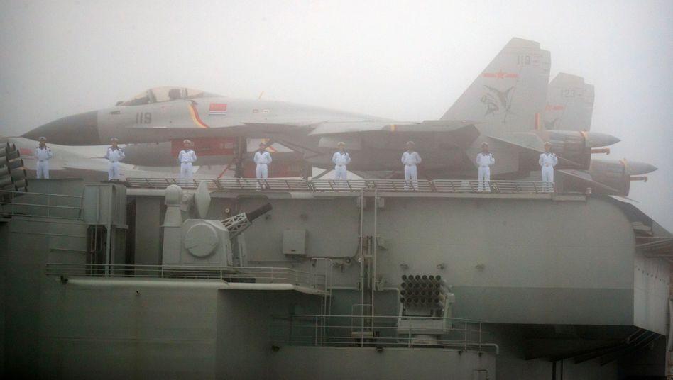 Chinesischer Flugzeugträger (2019)