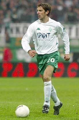 Mladen Krstajic: Chef in der Werder-Abwehr