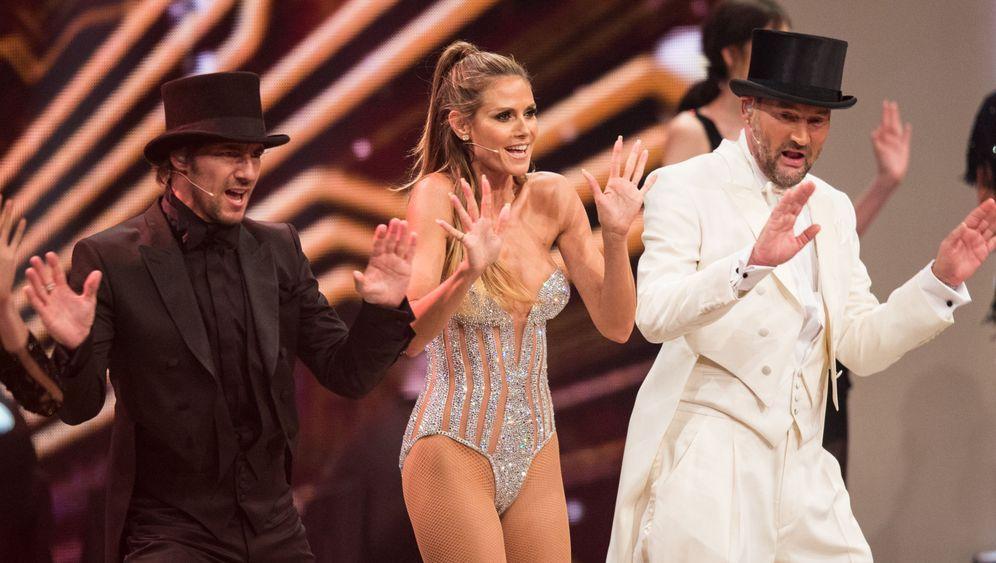 Heidi klum germanys next topmodel finale