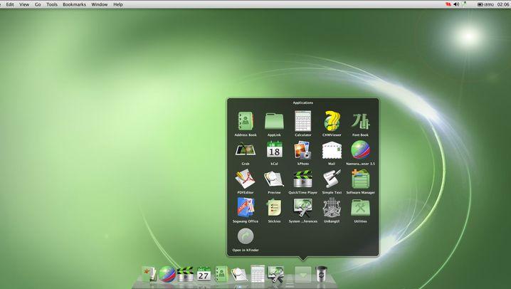 Red Star OS 3.0: So sieht das Betriebssystem aus Nordkorea aus