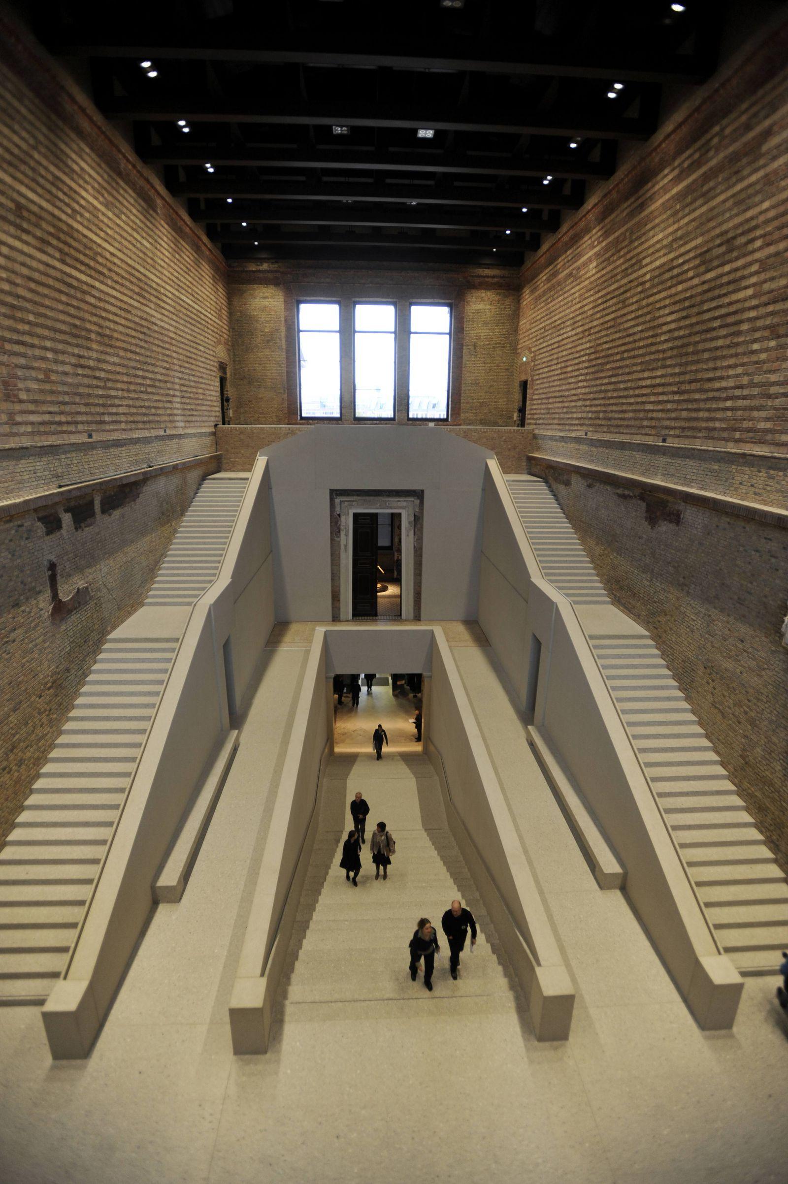 NICHT VERWENDEN Neues Museum