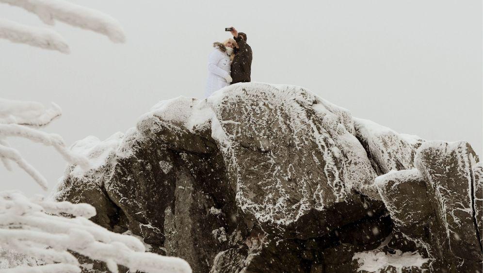 Wetter: Winterzauber in Deutschland und Europa