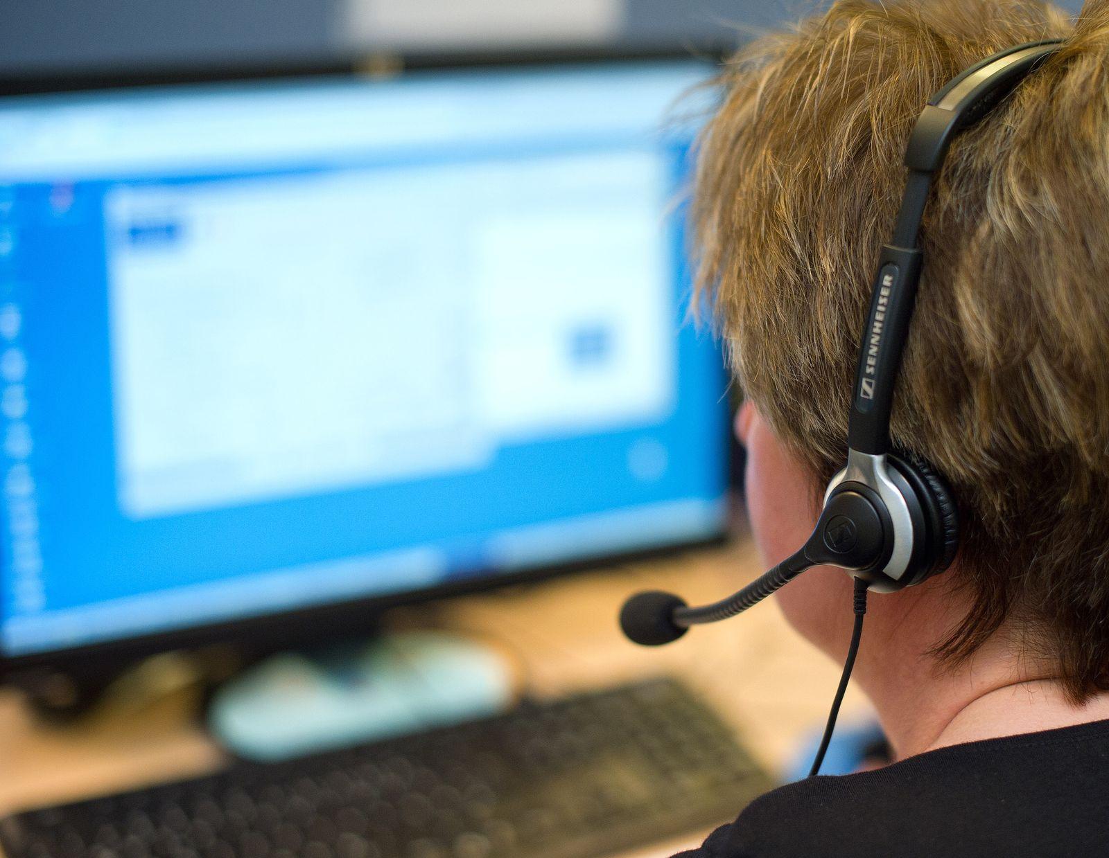 Callcenter / Dienstleistung