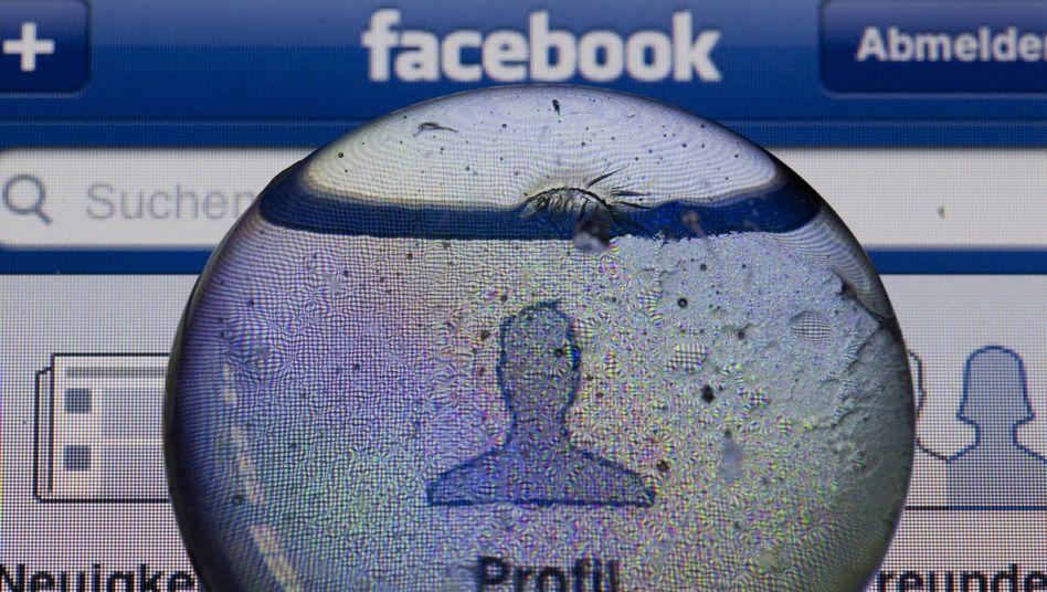 """Facebook: """"Gezwungen"""", Nutzerdaten weiterzureichen?"""