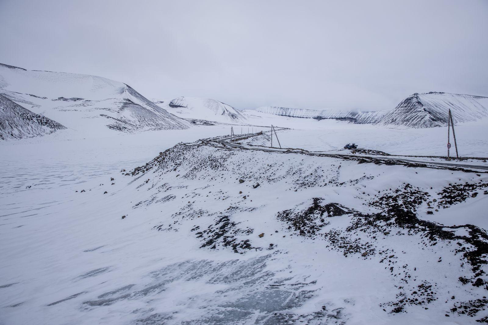 EINMALIGE VERWENDUNG SP 41/2019 S. 84 Bedrohung aus dem Eis - Norwegen