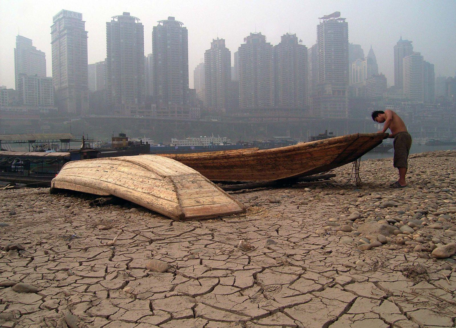 China / Dürre