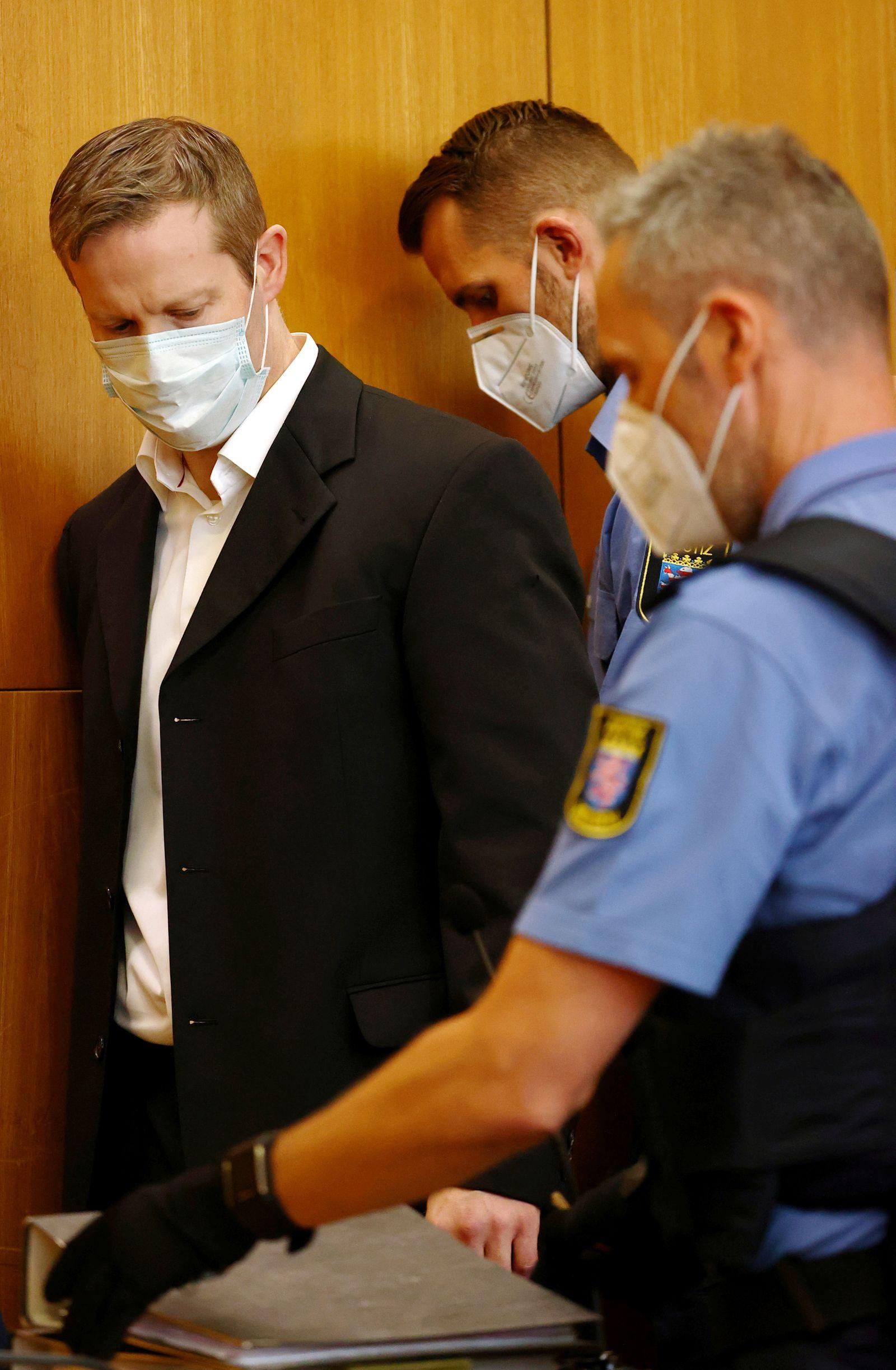 Walter Luebcke Murder Trial Continues In Frankfurt
