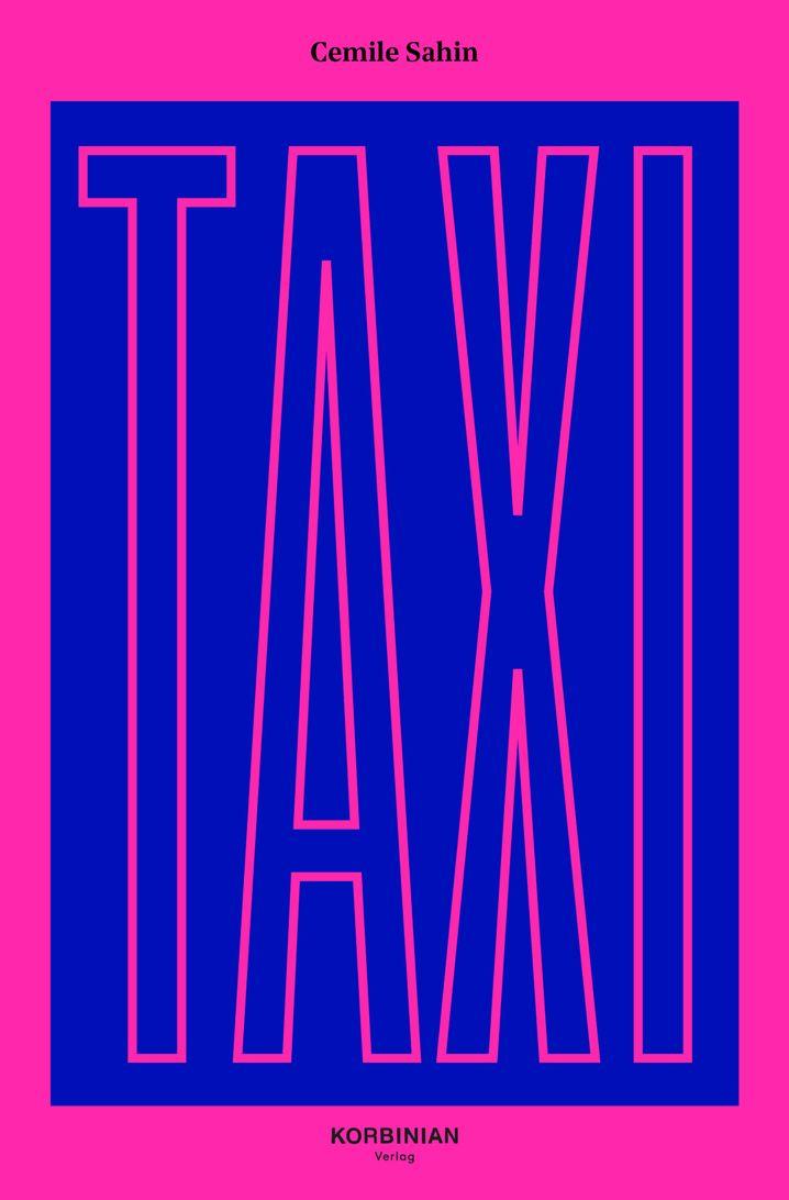 """Buchcover von """"Taxi"""""""
