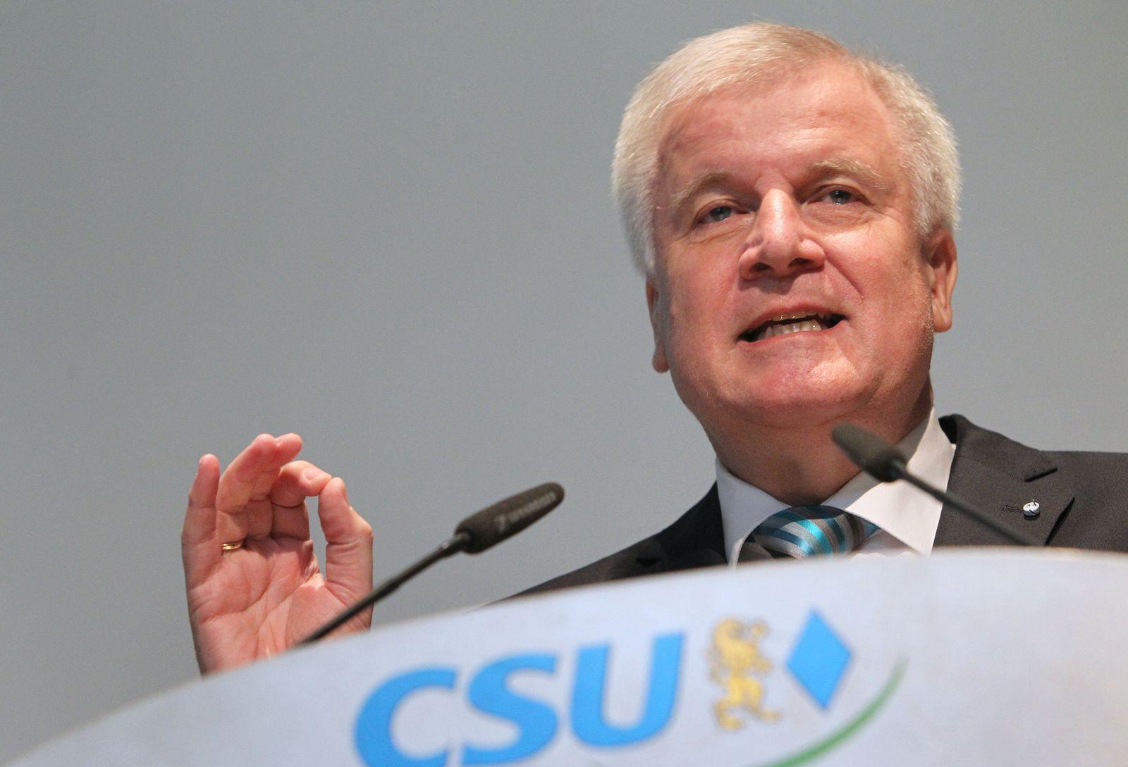 Bezirksparteitag der CSU Schwaben