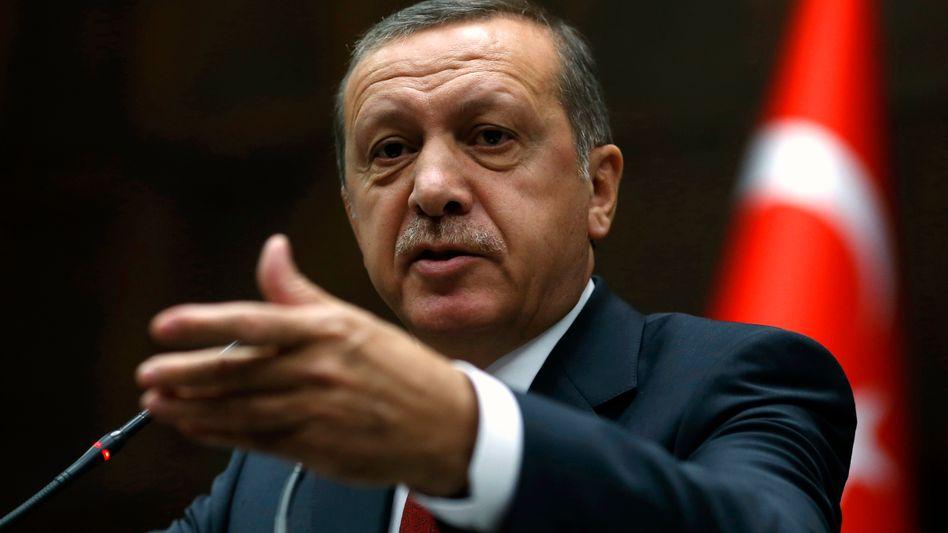 "Replik auf Bundespräsidenten: Erdogan attackiert ""Pastor"" Gauck"