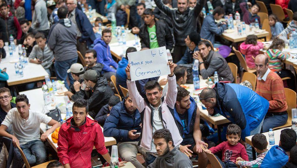 """Flüchtlinge in Dortmund: """"Ein Land, das Heimat werden soll"""""""