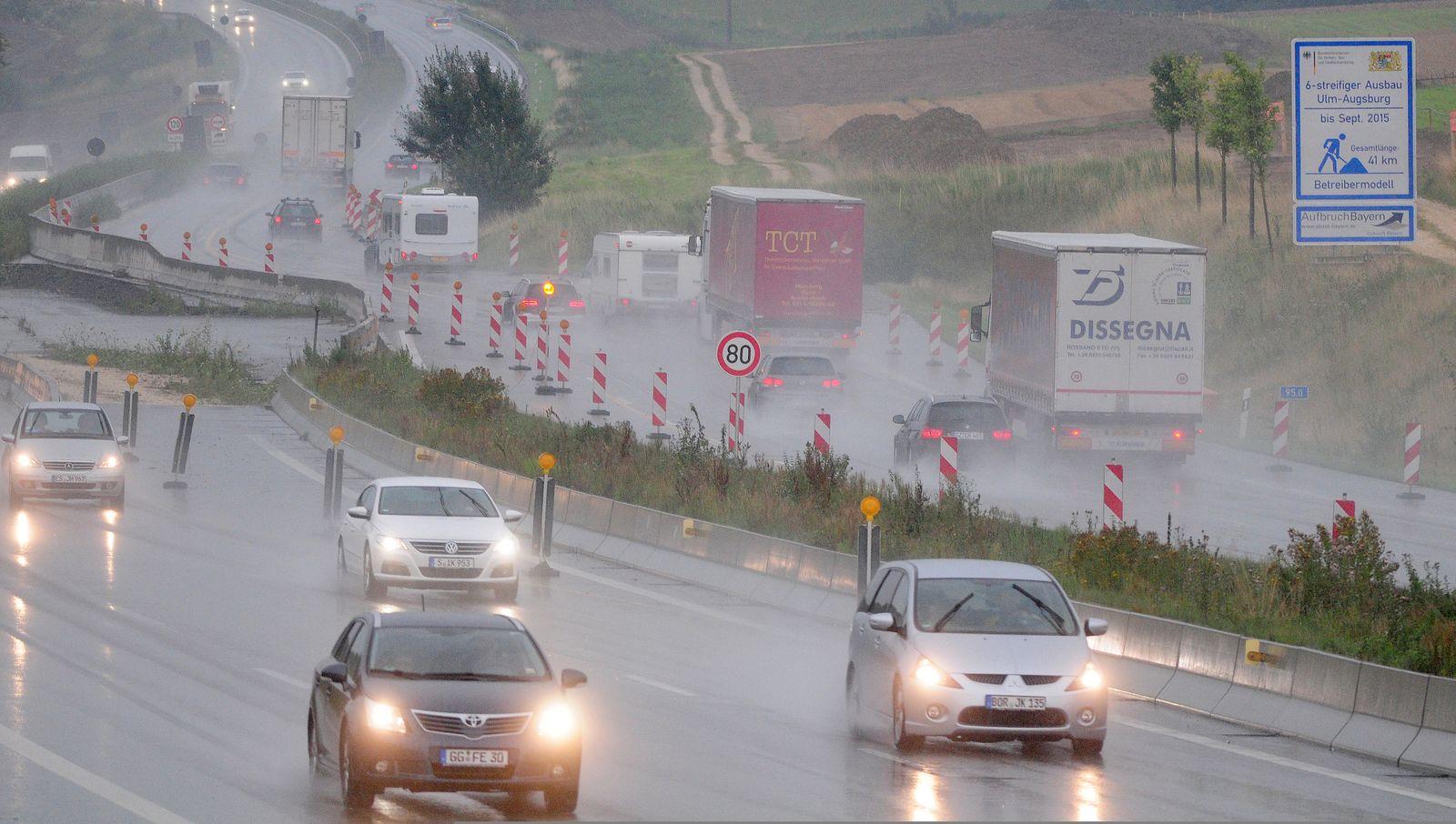 Prozess um Autobahnausbau