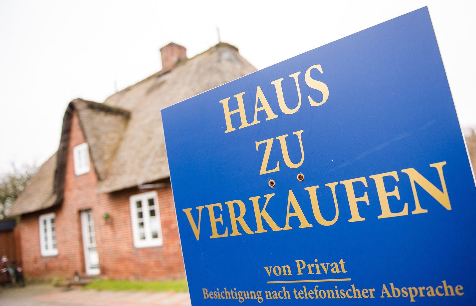 Immobilien-Preise auf Sylt