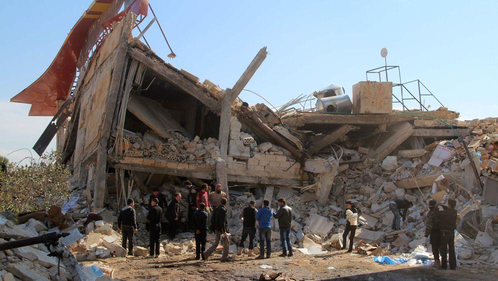 Angriffe in Syrien: Krieg gegen Krankenhäuser