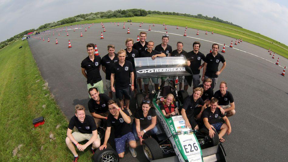 Weltrekord: Schnellerbeschleunigt kein Elektro-Flitzer