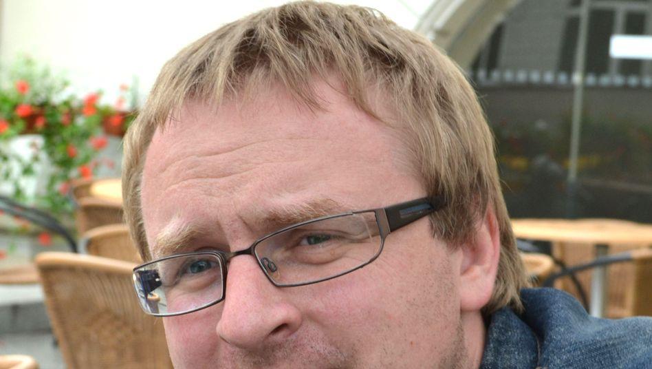 """Blogger Wiktor Malischewsky: """"Ich ironisiere, ich analysiere, ich hinterfrage"""""""