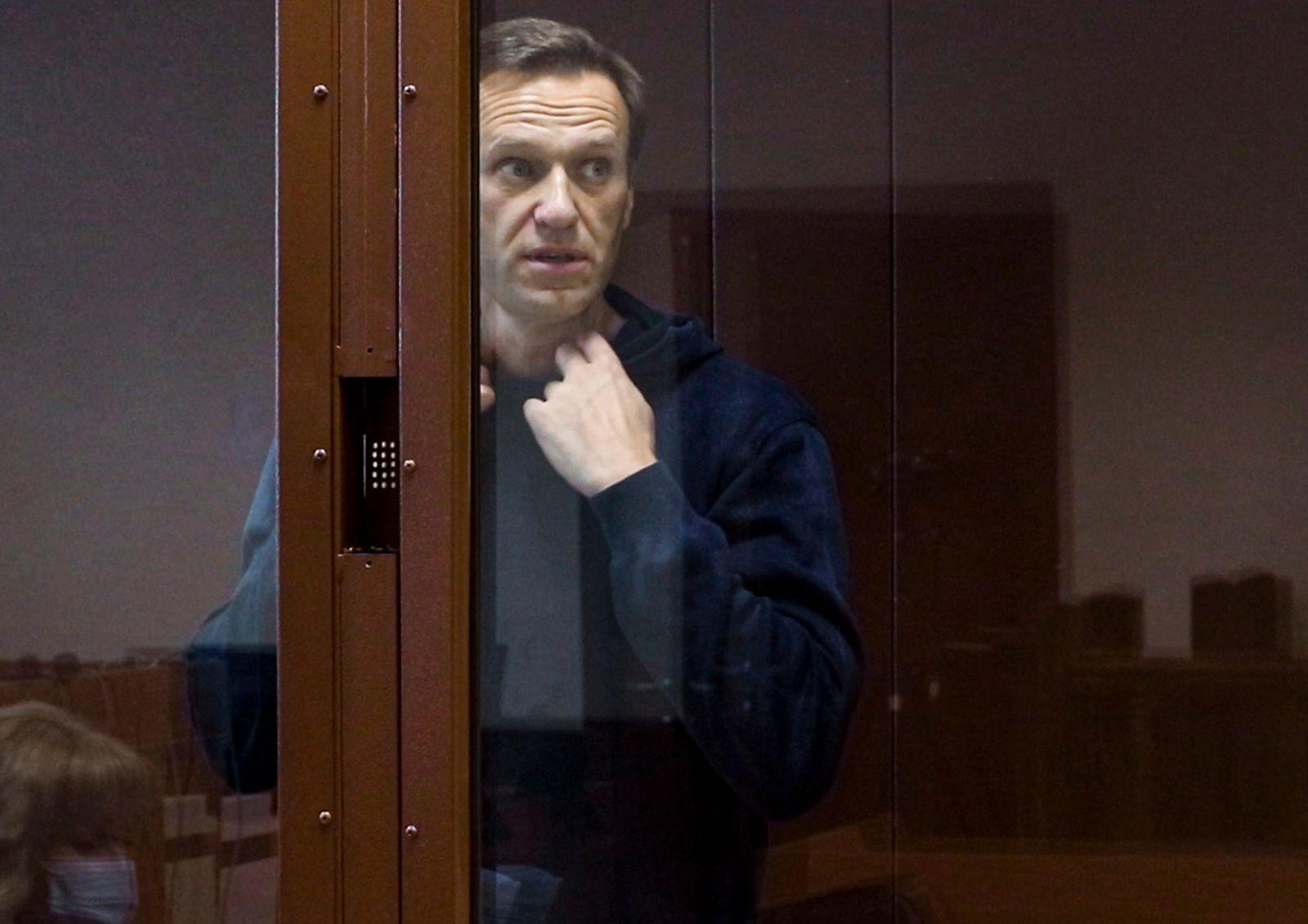 Nawalny im Russischen Strafvollzug