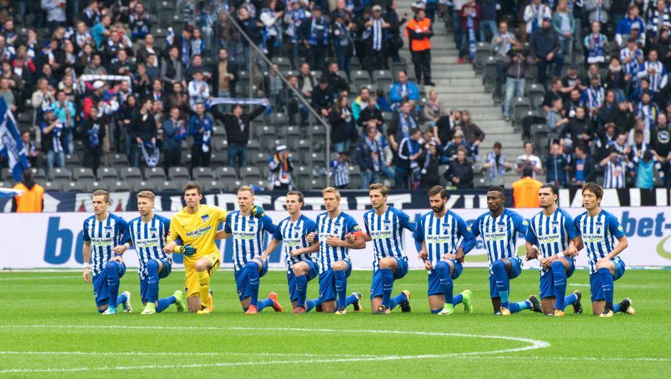 Spieler von Hertha BSC