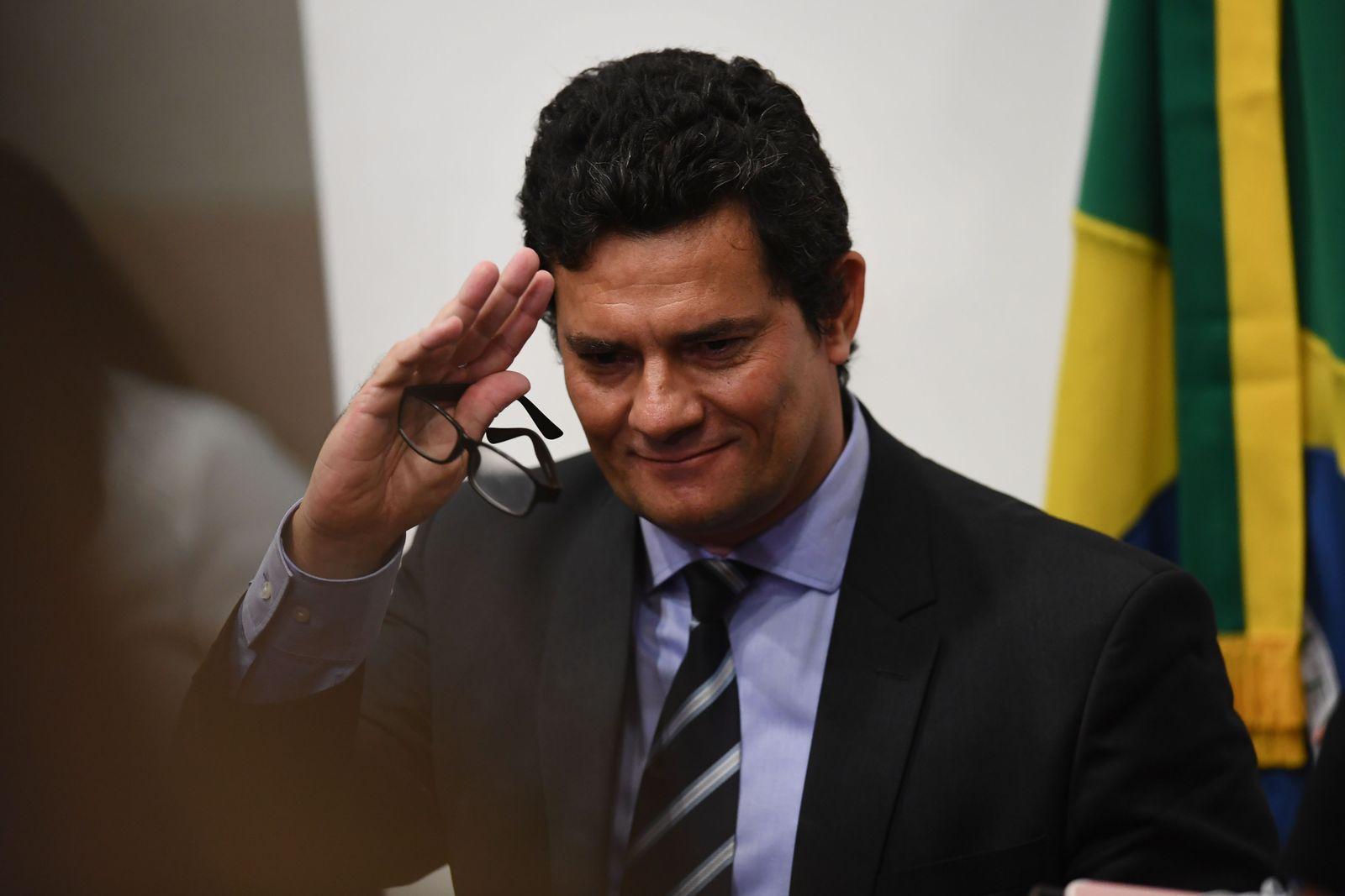 BRAZIL-POLITICS-MORO