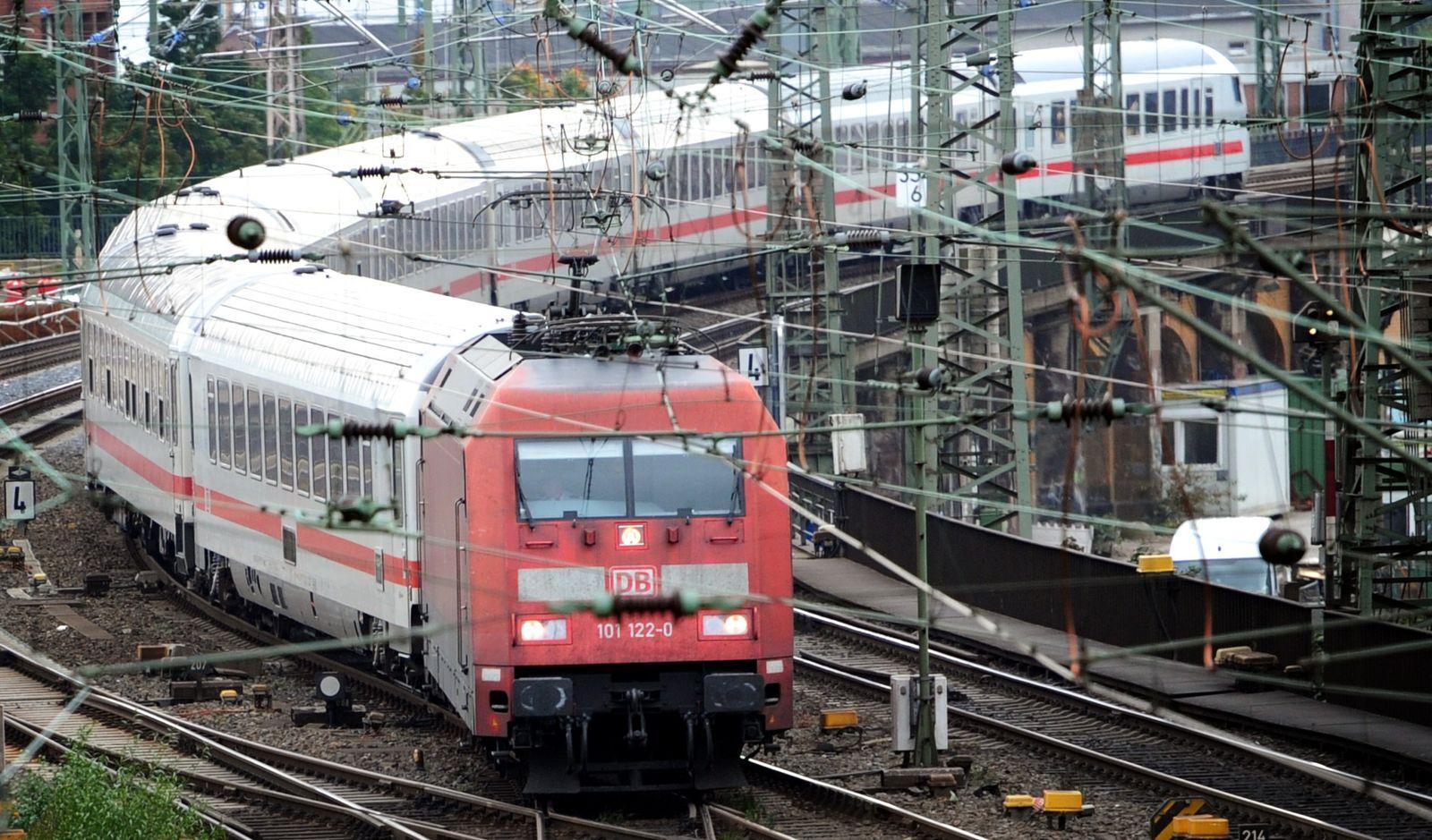 Intercity / Deutschen Bahn