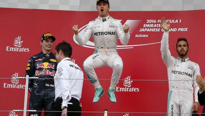 Rosbergs Erfolg in Japan: Siegen leicht gemacht