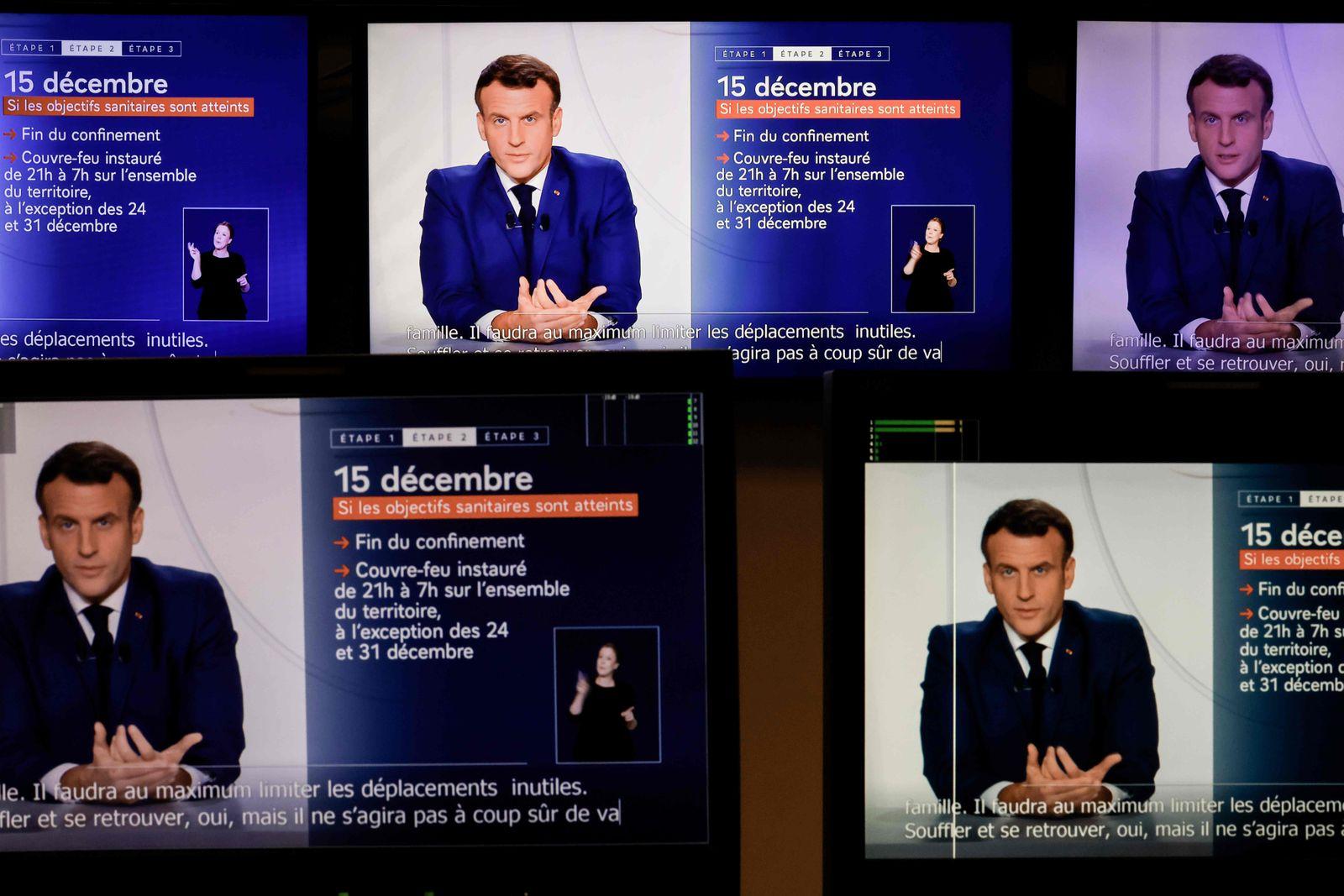 FRANCE-POLITICS-HEALTH-VIRUS