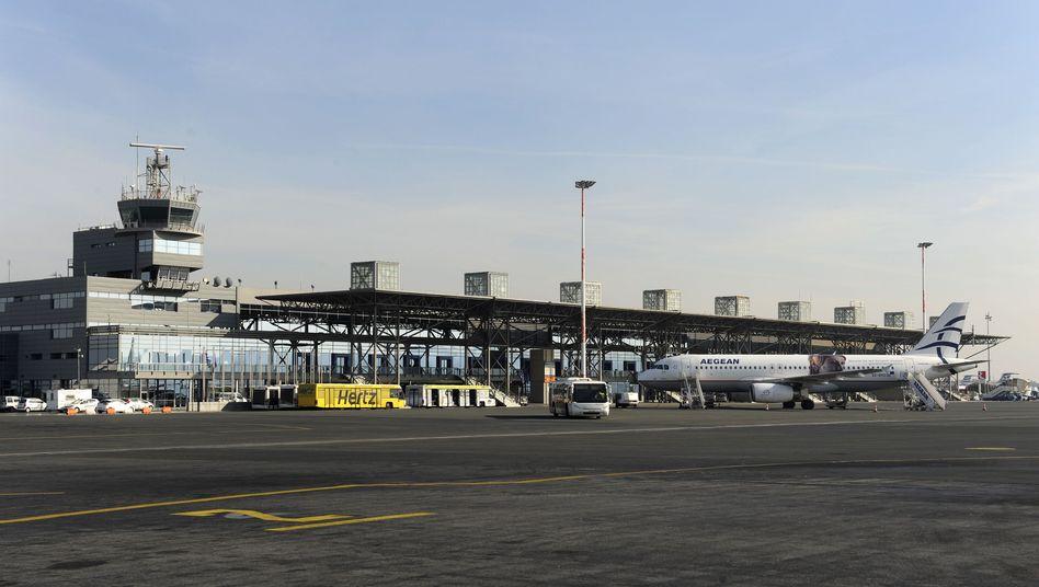 Flughafen von Thessaloniki