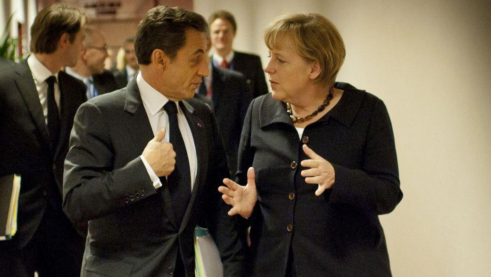 Photo Gallery: A Dangerously Weak French Economy
