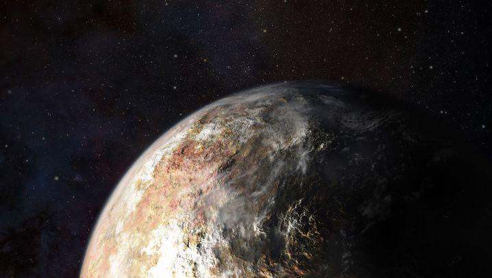 """""""New Horizons"""": Sonde auf historischer Mission"""