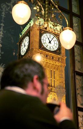Big Ben in London: Berühmtestes Bim-Bam aller Zeiten