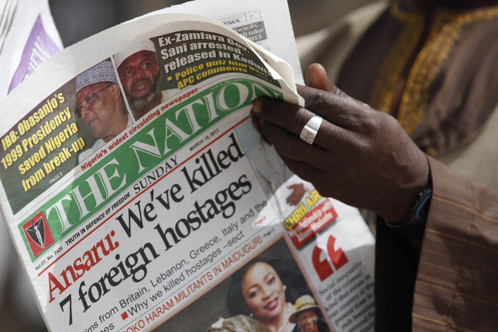 Nigeria HostagesvKilled