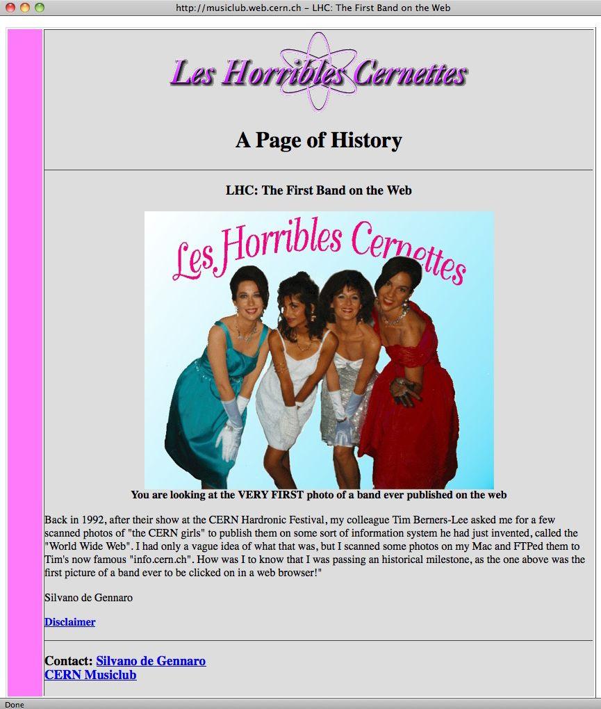 NUR ALS ZITAT Screenshot/ Les Horribles Cernettes