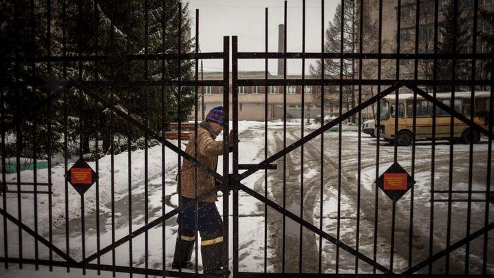 Behinderte in Russland: Die Abgelehnten