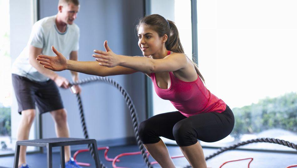 Kniebeugen-Training: Viele führen die klassische Fitnessübung falsch aus