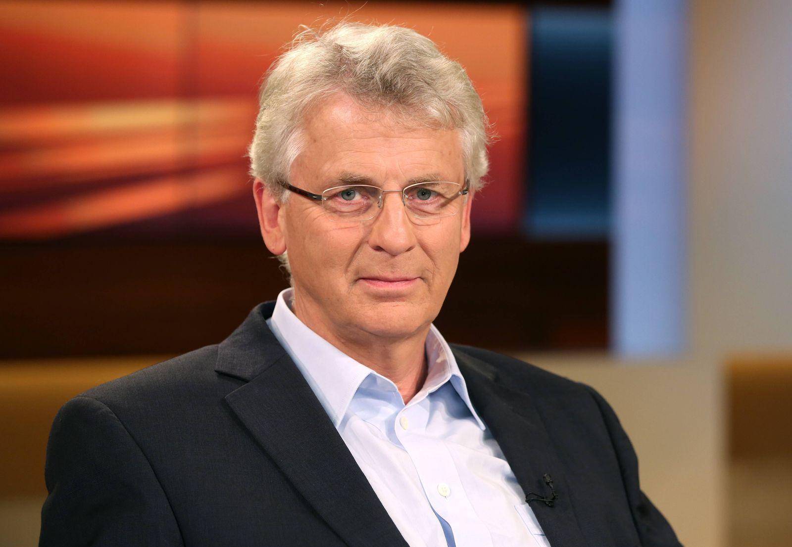 EINMALIGE VERWENDUNG Karl Georg Wellmann/