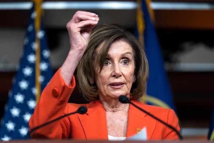 US-Demokratin Nancy Pelosi