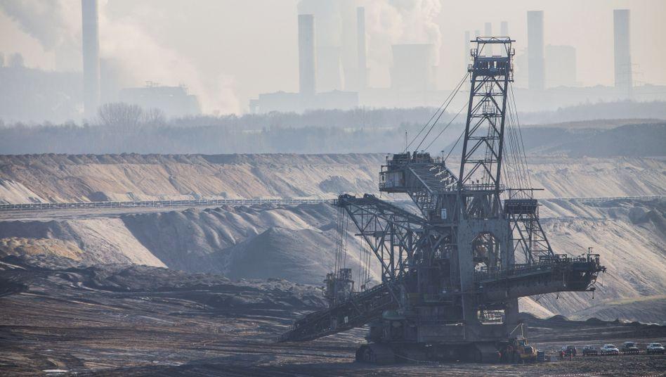 Tagebau Garzweiler, Nordrhein-Westfalen: Sind ja noch Reste da