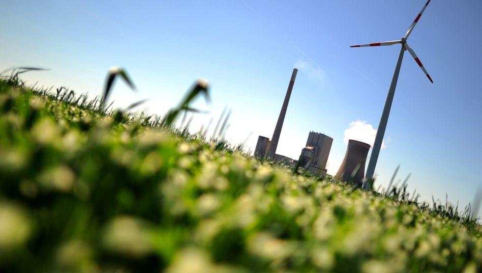 Kraftwerk bei Hohenhameln