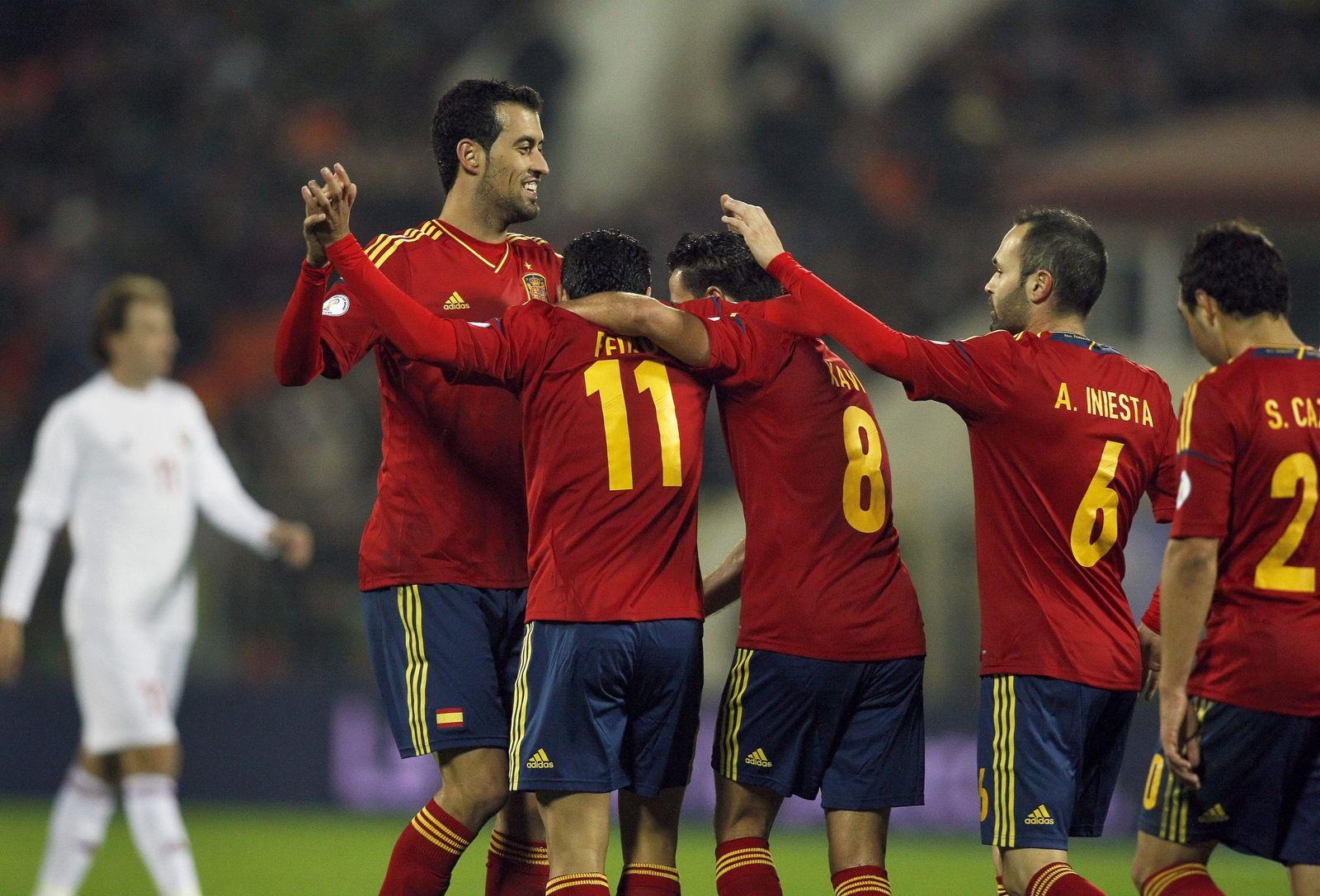 Belarus vs Spain