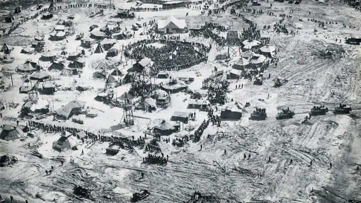 Archäologieprojekt: Graben nach dem Antiatomkraftdorf