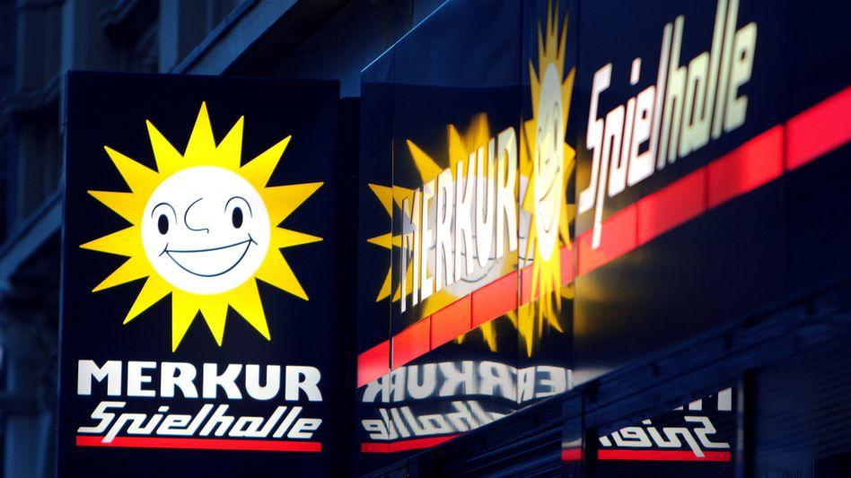 Merkur Spielhalle in Frankfurt am Main