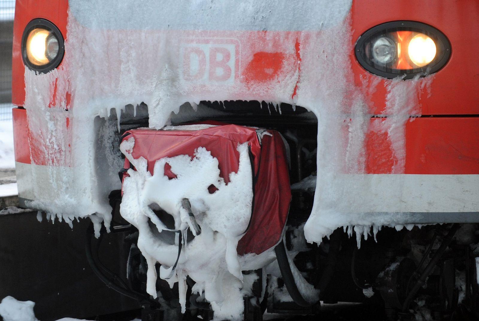Bahn / Schnee