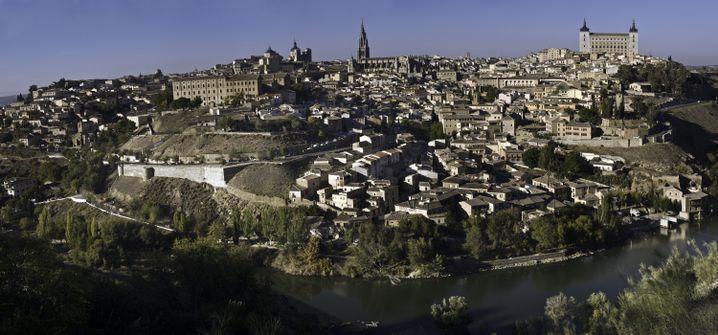 Toledo: Angenehmer reisen bei Frühlingstemperaturen