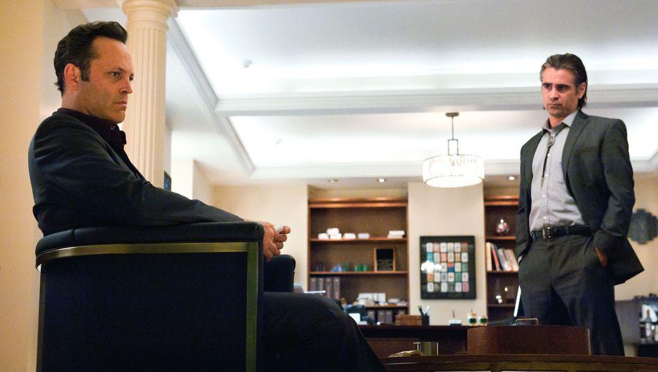 "Vince Vaughn und Colin Farell in ""True Detective"": Hate-Watching?"