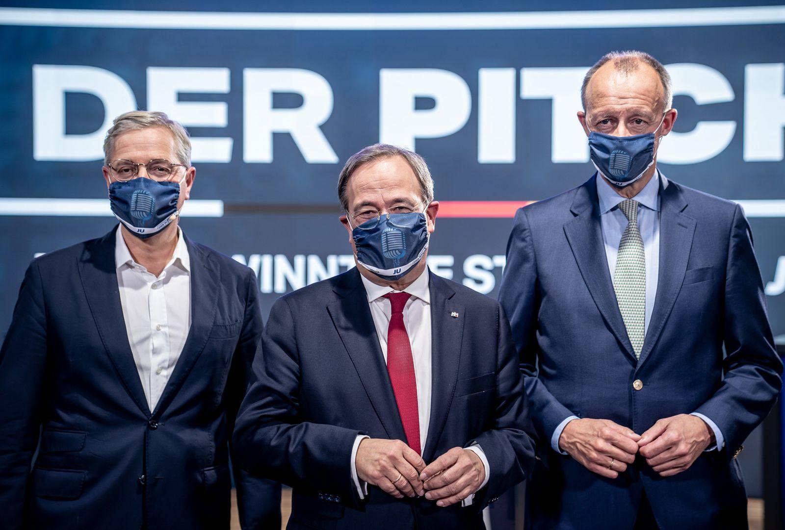 Laschets Kanzlertraum und die «Kronprinzen» in NRW